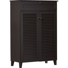 Youu0027ll Love The Harding 12 Pair Shoe Storage Cabinet At Wayfair   Great