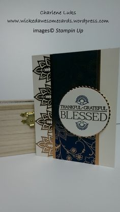 Paisleys and Posies Bundle from Stampin' UP! Fall Cards, Christmas Cards, Paisley, Stampin Up Catalog, Scrapbook Cards, Scrapbooking, Thanksgiving Cards, Get Well Cards, Card Maker