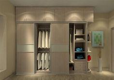 Home Interior Designs: Best Wardrobe Bedroom Designs