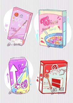 Kpop groups as food - Bio Cute Food Drawings, Cute Kawaii Drawings, Kawaii Doodles, Aesthetic Art, Aesthetic Anime, Kawaii Wallpaper, Cartoon Wallpaper, Kawaii 365, Valencia