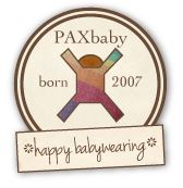 PAXbaby woven wrap guide- lots of good info!