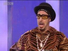 Ali G interview - Parkinson - BBC
