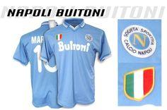 Maradona's jersey @ SCC Napoli