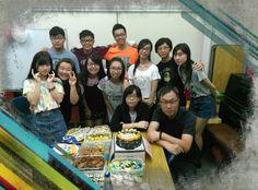 TeensF 5⃣️週年團慶@5-9-2015