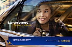 Lufthansa's low rates for flying to Europe