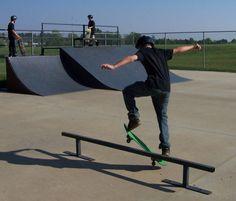 How to Go To a Skate Park #stepbystep