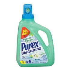Purex Linen and Lilies Laundry Detergent. This is the best smelling wash up soap you could ever imaging smelling. My favorite!! The only thing I'll use in my home.