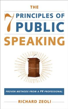 The art of public speaking 12th edition ebook pdf by stephen e the nook book ebook of the the 7 principles of public speaking proven methods from a pr professional by richard zeoli at barnes noble fandeluxe Images