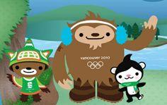 Vancouver 2010, Miga, Quatchi & Sumi