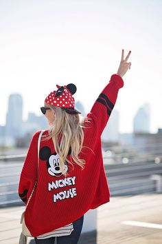 All Started By A Mouse By Vandi Fair Disney Style I Wear to Disney I Disney Outfit