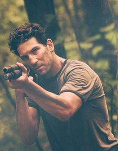 Shane (Jon Bernthal) from Walking Dead. Love it.
