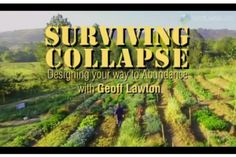 Surviving the Coming Collapse!Check out the ultimate library of survival information including gardening videos, PDFs, websites and guides that are available without an Internet connection, so that you have the critical information you need during a food shortage. You can also check out Geoff Lawton's website to see more free videos about survival gardening and permaculture.