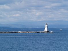 Lake Champlain, Burlington, Vermont