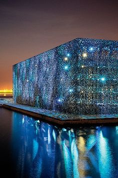 Marseilles mucem #architectsjournal #architecturaldesign design inspiration, architecture, luxury design . Visit www.memoir.pt