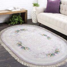 Nowoczesny dywan z nutą pałacowej elegancji? Fioletowy dywan z kolekcji Horeca w sposób harmonijny łączy przeszłość z teraźniejszością. Piękny kwiatowy motyw i frędzle, które są obecnie bardzo modne to sposób na wyjątkowe wnętrze. Ten owalny dywan doskonale sprawdzi się w salonie lub w sypialni. Z powodzeniem odnajdzie się we wnętrzach nowoczesnych i klasycznych, a także prowansalskich i rustykalnych. Teak, Kids Rugs, Outdoor Decor, Home Decor, Decoration Home, Kid Friendly Rugs, Room Decor, Home Interior Design, Home Decoration
