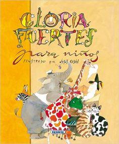 Gloria Fuertes (Poesía Para Niños): Amazon.es: Susaeta Ediciones S A: Libros