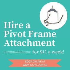 We offer Pivot Frame Attachment rentals for $11 a week.   Book online here :   http://ilsau.com.au/hire/product/pivot-frame-attachment-hire/  #PatientTranfers #PatientTransfersAustralia #IndependentLivingSpecialists #ILS #MoblitySolutions #MobilitySolutionsAustralia