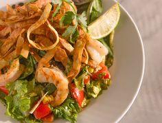 Nordstrom Cilantro Lime Shrimp Salad Recipe; photo by Jeff Powell.