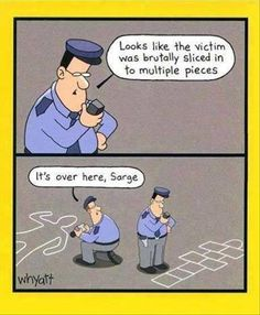 police-chalk-lines-funny.jpg (620×753)