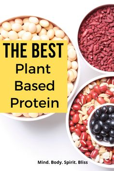 Vegan or thinking about it? Then you are going to need this guide to help you with your vegan lifestyle.  Check these tips out so that you can make sure you are getting enough protein each and every day. #healthylifestyle #vegan #veganprotein #mbsb
