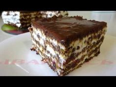 Ice Cream Candy, Polish Recipes, Cake Cookies, No Bake Cake, Tiramisu, Deserts, Dessert Recipes, Food And Drink, Baking