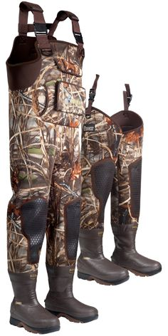 I bet these sell well. When wearing waders you want comfort. Well there are knee pads that look comfortable Duck Hunting Waders, Hunting Rain Gear, Duck Hunting Blinds, Waterfowl Hunting, Hunting Stuff, Hunting Tips, Hunting Equipment, Hunting Clothes, Deer Hunting