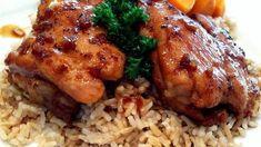 Chicken adobo |