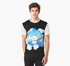 Presents For Friends, Line S, My Themes, Graphic Shirts, Hoodies, Sweatshirts, Ivy, Snowman, Classic T Shirts