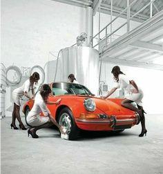 """""""Feel it, touch it, work on it. """" - Ferdinand Porsche.  Getting ready for a Sunday afternoon ride!  #manoftheworld #porsche #911 #icon #pfanaticle #detailing #porschefanatic #porsche911 #ridefast #classicporsche #inspirations #porschedesign #porscheenthusiast #enthusiast #classiccar #vintageporsche #buzi #ferdinadporsche"""