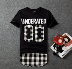 fresh dope graffiti streetwear hip-hop hipster UKT Extended Jersey T-Shirt