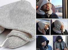 Travel Hoodie Pillow | BritList