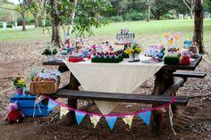 Como montar um piquenique de aniversário! | Baby & Kids | It Mãe