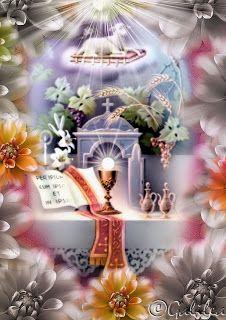 Jesús el Tesoro Escondido: Imágenes Santísimo Sacramento
