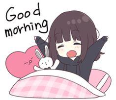 1uyanmak 2020 10 23 Anime Girl Neko, Cute Anime Chibi, Chica Anime Manga, Cute Anime Pics, Anime Girl Cute, Cute Anime Couples, Anime Art Girl, Anime Love, Cute Cartoon Images