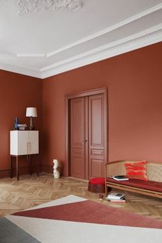 The Scandinavian company Jotun Lady predicts the interior colour trends of 2020 with 12 new colours Interior Paint, Interior Design, Color Interior, Brown Interior, Interior Sketch, Interior Office, Interior Garden, Cafe Interior, Interior Ideas