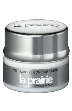 La Prairie Cellular Eye Contour Cream The original eye care product from La Prairie is still a best-selling, cult classic. In 1978, our birth year, we debuted Cellular Eye Contour Cream...and it has been beloved since then, for its line and wrinkle-fighting ways.
