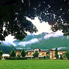 Good morning in #Ahrntal in #Southtyrol. Wonderful moment in the #hotel Alpenpalace.   #BestWellnessHotelsAustria #hotel #wellness #beauty #luxury #italien #südtirol