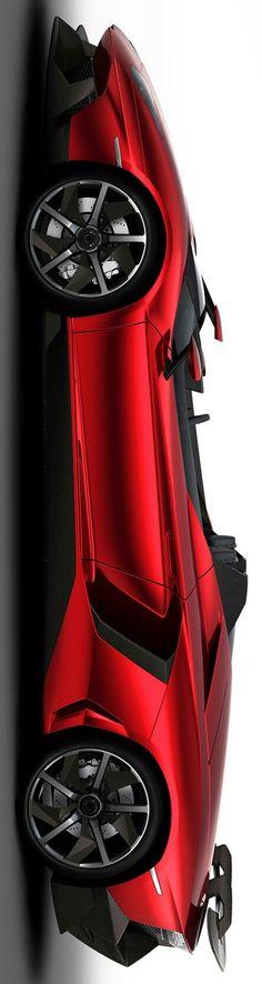 Lamborghini Aventador J Concept by Levon