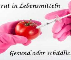 Nitrat in unseren Lebensmitteln