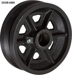 V-Groove Steel Wheels