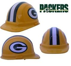 Green Bay Packers NFL Safety Hats