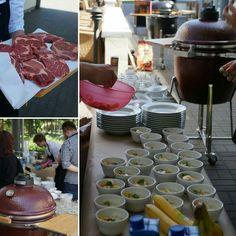 Catering z grilla ceramicznego i nie tylko #monolithgrill #grillowanie