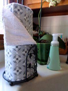 Reusable unpaper towels / Cloth paper towels/ No paper towels/
