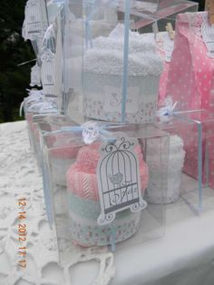 Shabby chic party | CatchMyParty.com