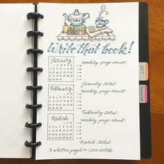 Forgot to post this picture when I took it. This is my latest attempt at keeping myself accountable as I slog through a very messy and difficult draft. Teapot sticker is from my Jane Austen bullet journal set. #amwriting #wordcount #bulletjournal #bujo #bujocommunity #planneraddict #plannerlove #plannergirl #plannercommunity #plannernerd #bujojunkies #bujolove #bohoberrytribe #bulletjournaling #bulletjournalcommunity #planwithmechallenge #handlettered #authorsofinstagram #authorlife