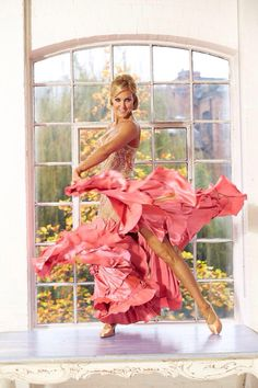 Natalie Lowe Home And Away Actors, Seven Network, Strictly Come Dancing, Professional Dancers, Ballroom Dancing, Dancing With The Stars, Strapless Dress, Portraits, Ballroom Dance