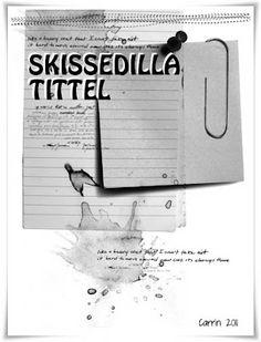 Skissedilla: Sketch #159