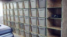 Inventory Storage