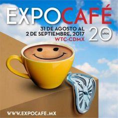 Expo Cafe 2017, WTC, CDMX.