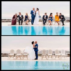 Wedding in Santorini| Ventouris Photography View the full gallery here:http://tietheknotsantorini.com/blog/greek-island-weddings-through-giorgos-ventouris-camera